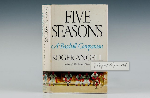 Roger Angell Books