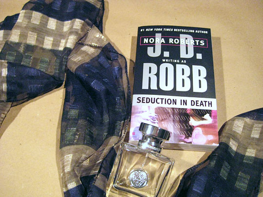In Death, J.D Robb