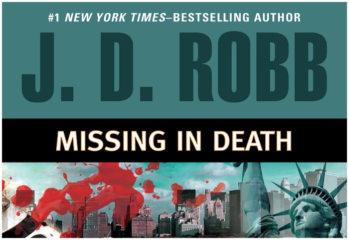 J.D Robb, In Death, Missing in Death